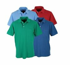 Men's Rugby Short Sleeve Casual Shirts