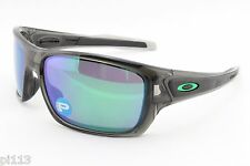 NEW Oakley Turbine 9263-09 Polarized Sports Surfing Skate Ski Golf Sunglasses