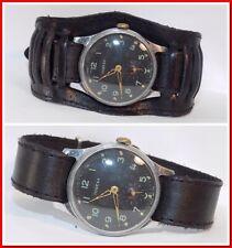 Montre vintage montre de Slava POBEDA soviétique montre,1950's