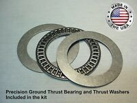 """New Spindle Take-up Bearing Kit for 9"""" & 10k South Bend Lathe Upgrade"""