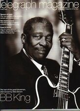 B B King on Magazine Cover May 2009