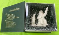 "Dept 56 Winter Tales Of The Snowbabies #7943-0 ""Wishing On A Star"" Figurine 1990"