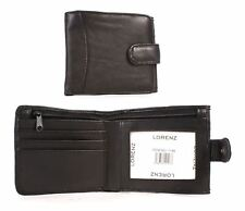 Sheep Nappa Notecase with Zip and Back Coin Pocket 1196