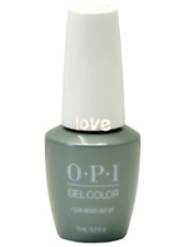 Opi GelColor New Gel Nail Polish Soak-Off Gc F86- I Can Never Hut Up