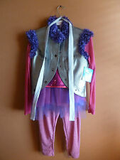 NEW Disney Store Exclusive Pink Hannah Montana Miley Cyrus Halloween Costume