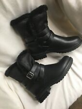 REPORT NESTA Faux Fur Lined Boot SZ 8 NEW