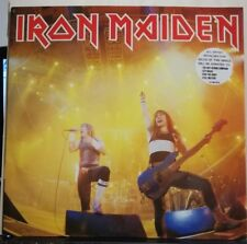 IRON MAIDEN - RUNNING FREE-SANCTUARY-MURDERS IN THE RUE - purple label import UK