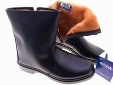 Botas negras de piel forro de borreguillo Segarra talla 39 40 41 42 43 44 45 46