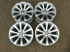 """4x GENUINE BMW 3 SERIES REFURBISHED ALLOY WHEELS 17"""" 6783631 E90 E91 E92 E93 F30"""