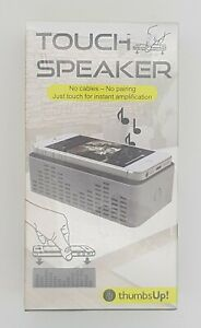 Thumbs Up Touch Speaker