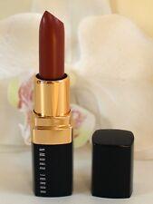 Bobbi Brown Lip Color Lipstick ~ Brown 4 ~Travel Size 0.07oz/2.25g -New w/Card
