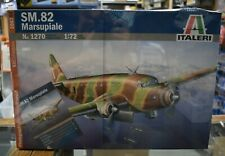 Lot 9-120 * Italeri 1:72 Scale kit No. 1270, SM.82 Marsupiale