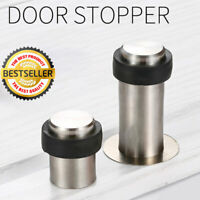 Door Stop 46-80mm Wall Protector Door Stopper Stops Handle Bumper Guard