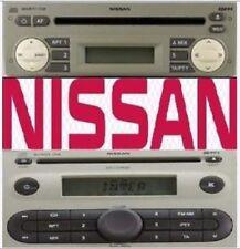 NISSAN perso i codici di sblocco MICRA K-12 BLAUPUNKT RADIO CODE SBLOCCO
