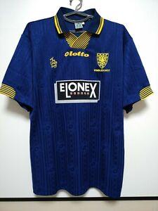 SIZE L Wimbledon 1997-1999 Home Football Shirt Jersey