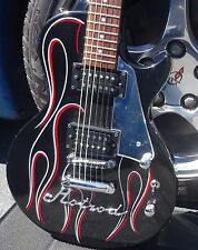 "CUSTOM 1 of 1 EPIPHONE SPECIAL ""HOT ROD""  ONE of a KIND, SIGNED BY DESIGNER COA"