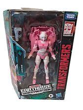 Transformers ~ ARCEE FIGURE ~ Deluxe Class ~ Earthrise War For Cybertron WFC
