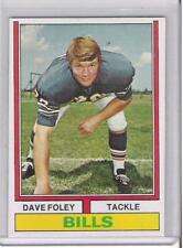 1974 TOPPS DAVE FOLEY (EXMT+ OR BETTER)