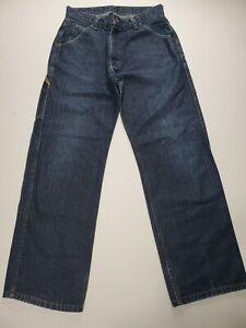 Mens Ralph Lauren Polo Jeans Co Size 29X30 Carpenter C-5Blue Actual 30X29