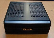 Gehäuse Mini ITX  Off/Ind 2,7l M350 schwarz, ohne Netzteil