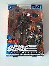 GI Joe Classified Series Major Bludd Exclusive Cobra Island MISB - IN HAND