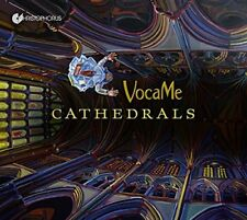 Vocame: Cathedrals [CD]