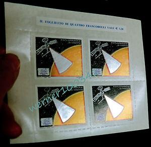 Italien 2005 Mars 🎉 Mi.-Nr. 3054 - Marte 🎉 Hologramm 🎉 2x error 🎉 Space
