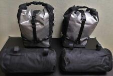 Topeak Pannier Dry Bag - Fahrradtaschen Gepäckträger + 3 Gepäcktaschen