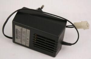 Acoms SN-1200E Chargeur de Batterie Nicd 6V 0.72VA Vintage Chargeur Modélisme