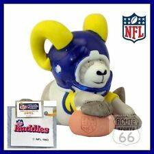 Original L A Los Angeles Rams Football Huddles Old Toy Figurine 1983 Figure Rare