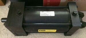 """parker 2A series 4"""" bore x 6"""" stroke 250 psi max. pneumatic NFPA cylinder"""