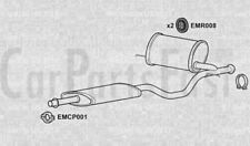 Exhaust Middle Box Peugeot 607 2.2 Petrol Saloon 06/2000 to 11/2005