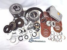 4L60E Stage 1 Super Master Transmission Rebuild Kit 1996 w/ Performance Upgrades