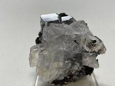YESO - Gypsum - Macisvenda, Murcia - SPAIN MINERAL COLECCION METACRILATO 5x5x4