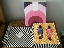CRABTREE EVELYN GIFT SET  2 BODY WASH 250ML ROSE PEPPERCORN & LAVENDER ESPRESSO