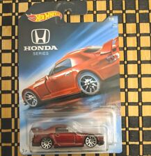 2018 Hot Wheels Honda S2000 from Honda Walmart Exclusive Series ; 7/8