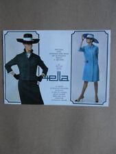 Catalogo HELLA confezioni Torino Primavera Estate 1968   [D39]
