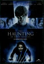 NEW DVD- THE HAUNTING OF  MOLLY HARTLEY - HORROR - Haley Bennett, Chace Crawford