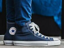 Converse Chuck Taylor All Star High-Tops Mens 9.5 Women's 11.5  M9622 Navy Blue