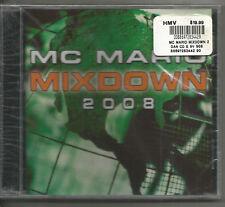 MC MARIO MIXDOWN 2008 - DAVID GUETTA, IDA CORR, ENUR, ANNA BERARDI, NICK FIORUCC