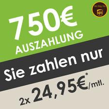 750€ Auszahlung im Vodafone Allnet Flat Handyvertrag mit Prämie | Nur 2x 24,95€*