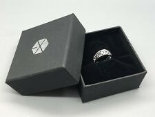 EXO SM ElyXiOn DOT Concert Official Goods - GLOBAL PACKAGE - SILVER RING