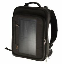 "HIGH QUALITY EnerPlex Packr LAPTOP SOLAR POWERED BACKPACK 15"" WITH CHARGER"