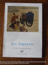 Lemière Alain Art japonais les é-makimonos miniatures peintures japonaises Hazan