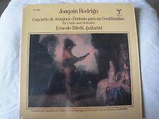 JOAQUIN RODRIGO CONCIERTO DE ARANJUEZ/FANTASIA PARA UN GENTILHOMBRE VINYL LP EX