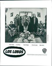 Los Lobos   Warner Bros. Original Music Press Photo