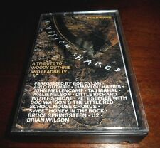 Folkways ~ A Tribute to Woody Guthrie & Leadbelly (Cassette, 1988, CBS Records)