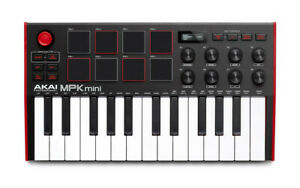 AKAI MPK Mini MK3 Portable Controller Keyboard
