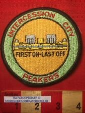 VTG PATCH FLORIDA Intercession City First On Last Off PEAKERS  POWER ENERGY 5DH2