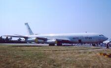 Original 35mm Aircraft slide NATO Boeing 707-329 #4
